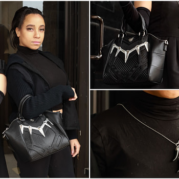 black panther accessories