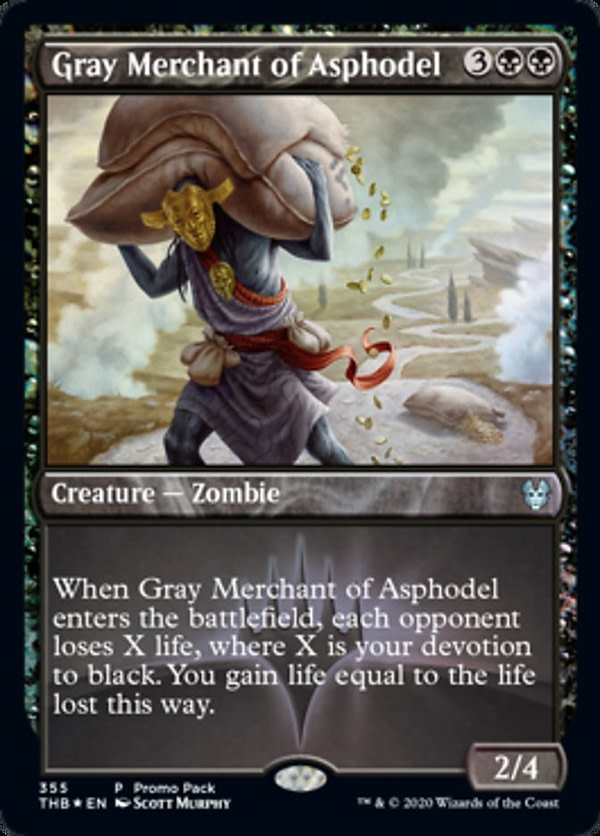 """""""Theros: Beyond Death"""" Showcases its Promos - """"Magic: The Gathering"""""""