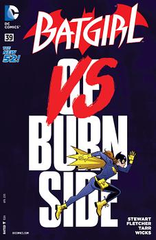 Batgirl #39 (2015) - Page 1