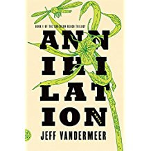 Annihilation Paperback Cover