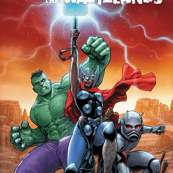 Old Man Logan is Dead... Long Live Avengers of the Wastelands?