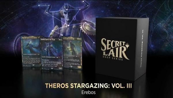 "Secret Lair Series Goes ""Stargazing"" - ""Magic: The Gathering"""