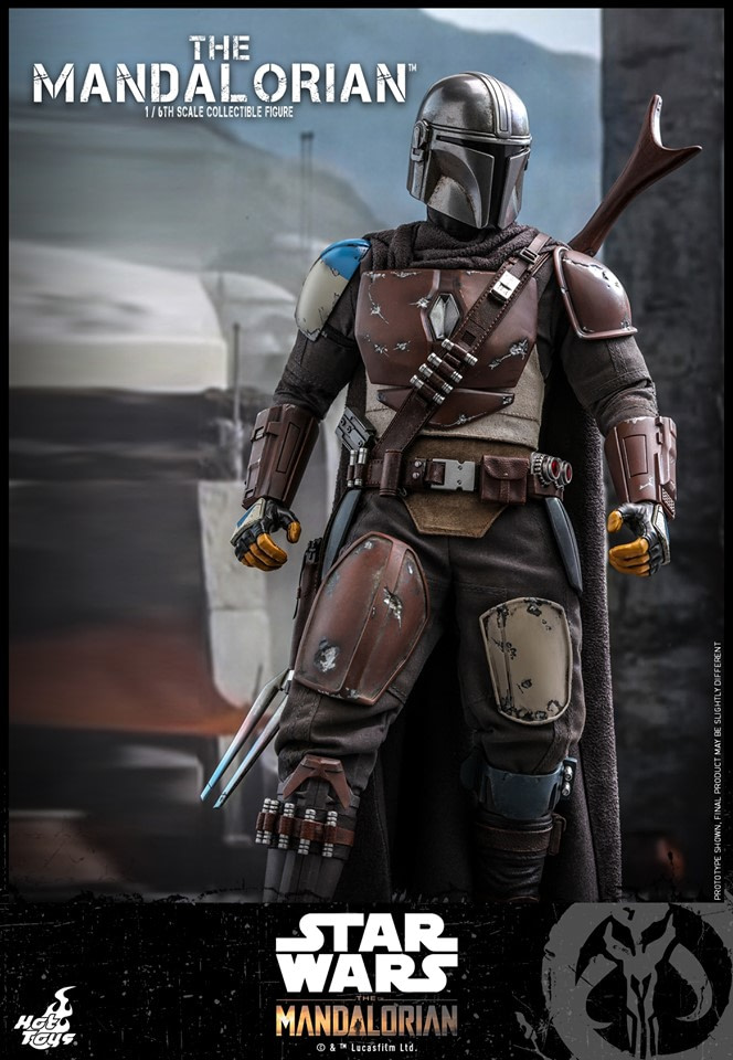The Mandalorian Wants your Credits with New Hot Toys Figure