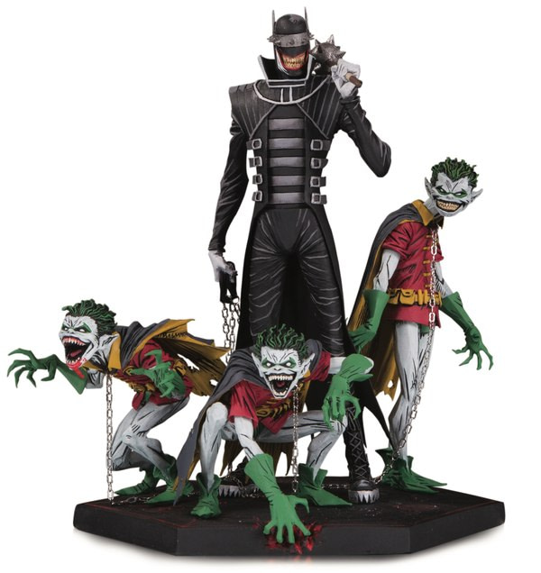 DC Collectibles December Soliciatations: Bombshells, BTAS Figures, and More!