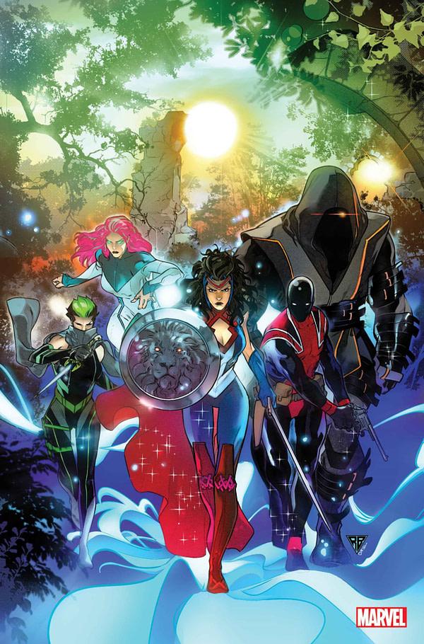 SCOOP: New Marvel British Superhero Team Comic Launches In Empyre
