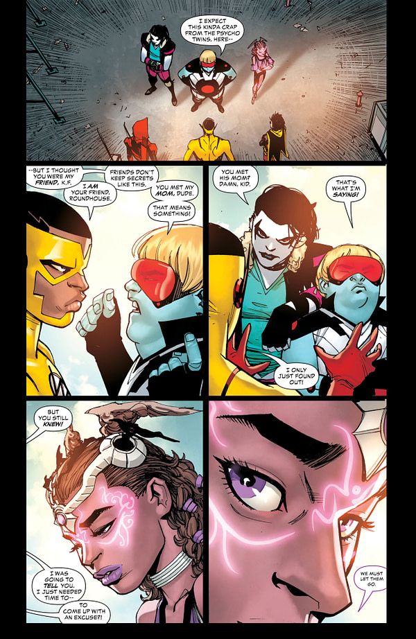 Will (SPOILER)'s Death Have Consequences? Teen Titans #30 Preview