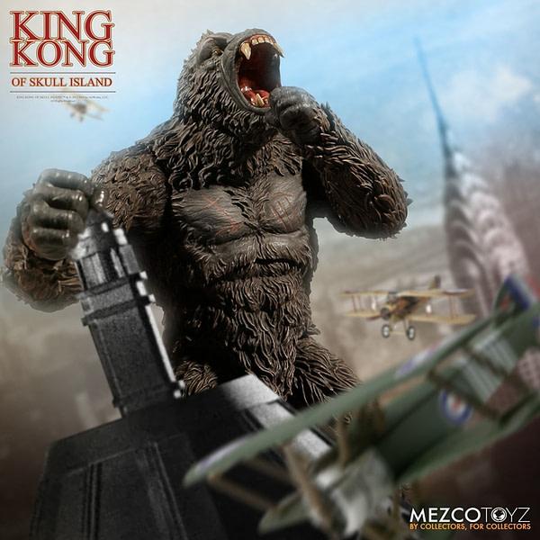 Mezco Toyz King Kong 1