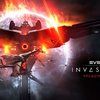 """CCP Announces New Chapter Of """"EVE Online: Invasion"""" Chronicle"""