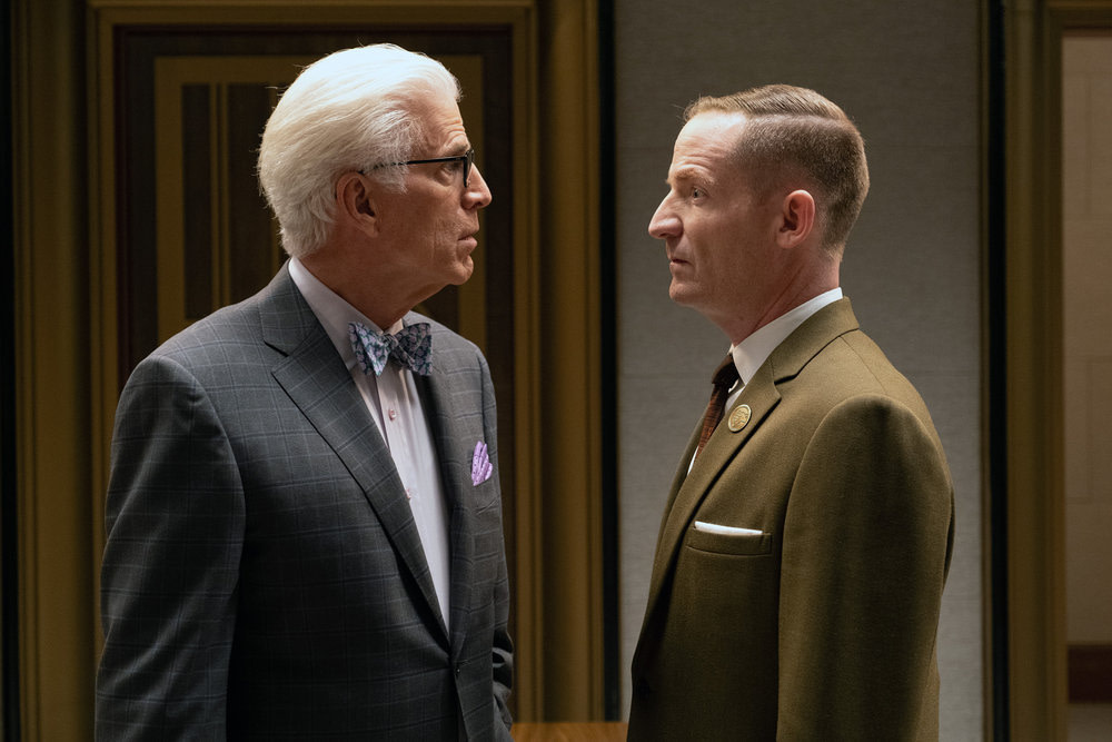 """The Good Place: """" The Funeral to End all Funerals"""""""