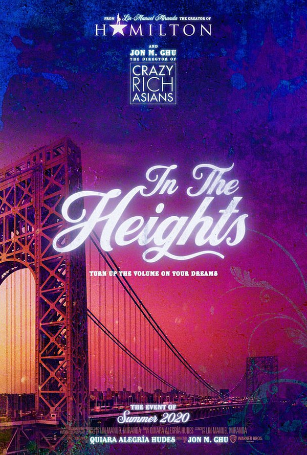 'In The Heights': Check Out the First Trailer For the Lin-Manuel Miranda Musical