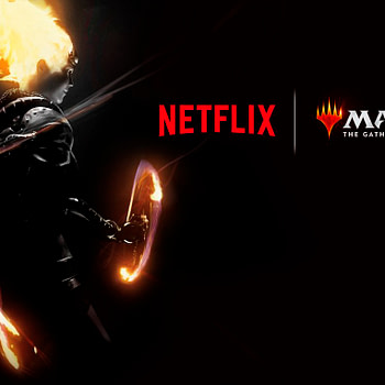 "The Russo Brothers Are Doing a ""Magic: The Gathering"" Anime Series at Netflix!"