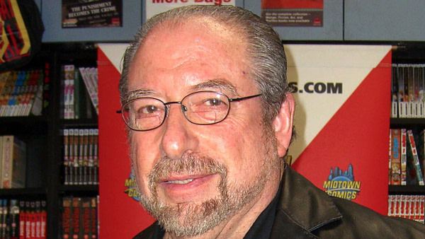 Archie Comics Editor Victor Gorelick