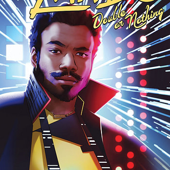 Lando: Double or Nothing #1 cover by W. Scott Forbes