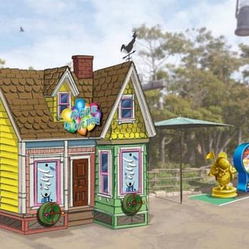 Tokyo Disneyland Pixar Events