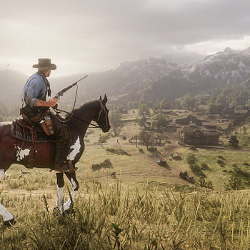 """Red Dead Redemption 2"" Won't Be Getting Any Single-Player DLC"