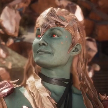 Mortal Kombat 11 Reveals Another New Character in Cetrion