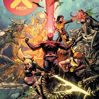 "REVIEW: X-Men #8 -- ""Messy And Funny And Splashy And Stupid"""