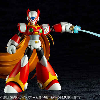 Mega Man X Zero Gets Two New Figures from Kotobukiya