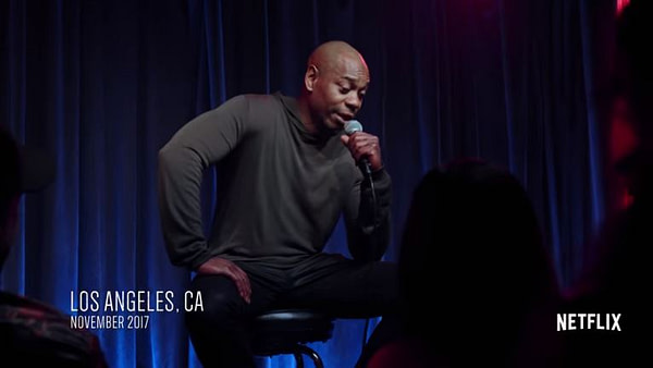 dave chappelle louisck accusers special