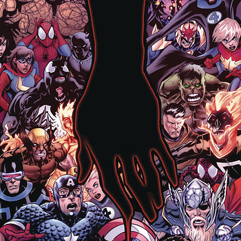 Marvel's Incoming #1 Pulped at Diamond Warehouse, But No Need to Worry