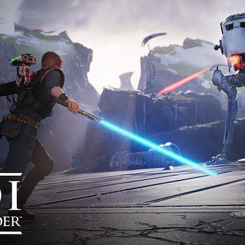 """Star Wars Jedi: Fallen Order"" Drops New Trailer at E3"