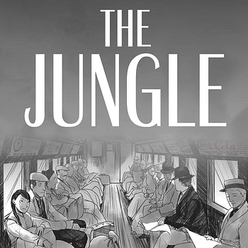 """The Jungle"": Kristin Gehrmann's Visceral Graphic Novel Adaptation of an Important American Novel"