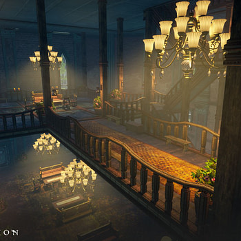 Ashes of Creation Details Economic Nodes in Latest Update