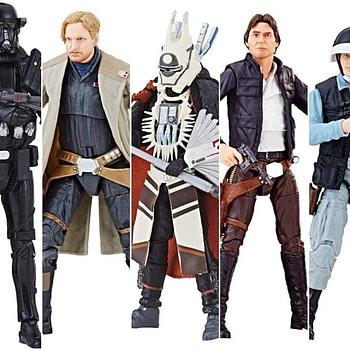 Star Wars Hasbro Collage