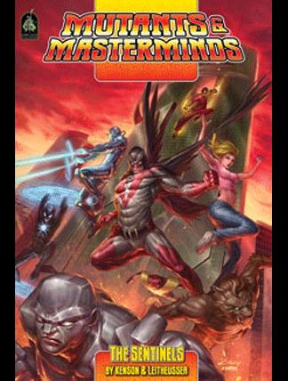Mutants&Masterminds-Sentinels