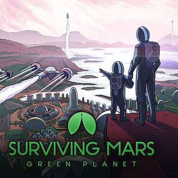 Paradox Interactive Announces Surviving Mars: Green Planet
