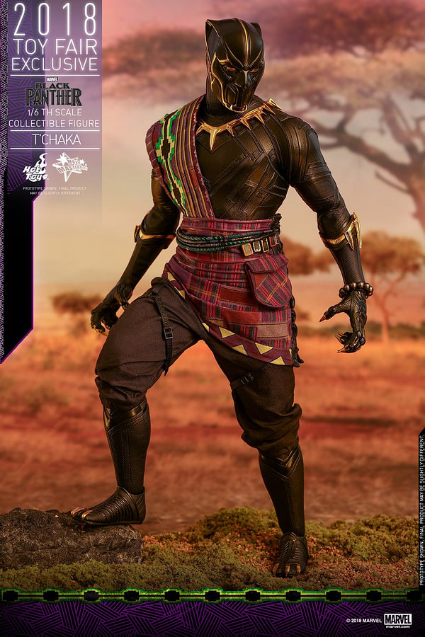 Hot Toys T'Chaka Black Panther 14