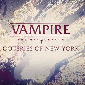 """Vampire: The Masquerade - Coteries of New York"" Gets A New Trailer"