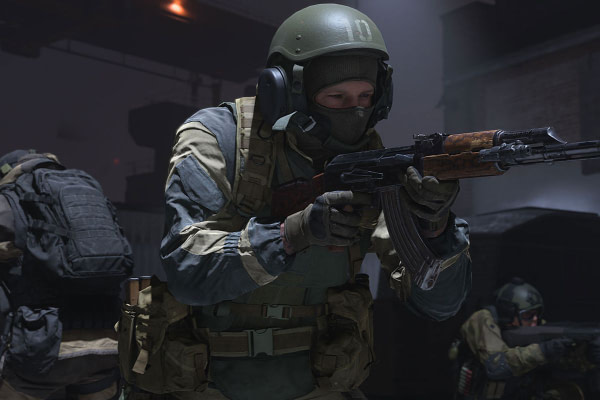 """""""Call of Duty: Modern Warfare"""" Gets New Multiplayer Mode and Maps"""