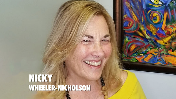 DC Comics Founder's Granddaughter Nicky Wheeler-Nicholson on Dan DiDio
