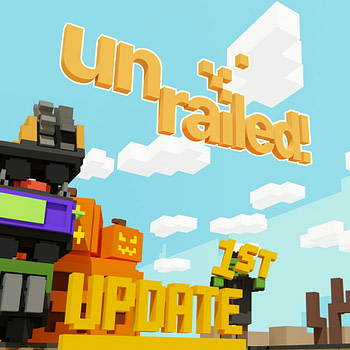 """Unrailed!"" Receives It's First Content Update"