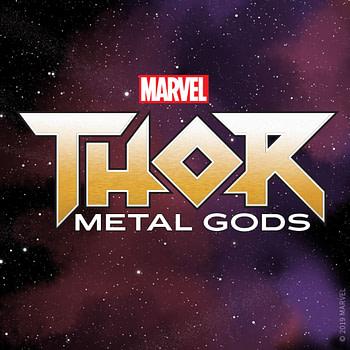 First Marvel SerialBox Novel Unveiled: Thor Metal Gods