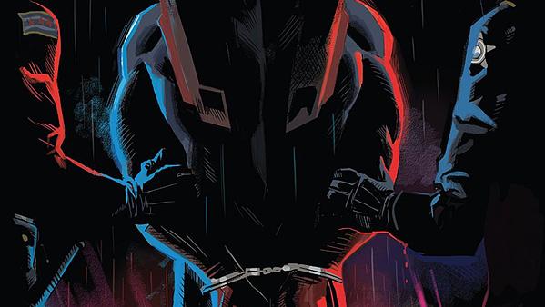 Falcon #3 cover by Daniel Acuna