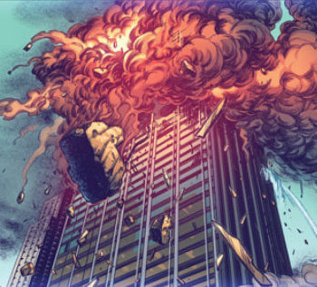 Did Paul Levitz Just Blow Up DC Comics, His Former Place Of Work?