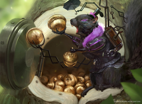 """""""Unsanctioned"""" Spoiled In Full! - """"Magic: The Gathering"""""""