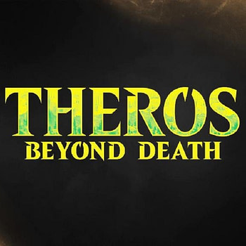 """Theros: Beyond Death Cards Leaked (No Spoiler) - """"Magic: The Gathering"""""""