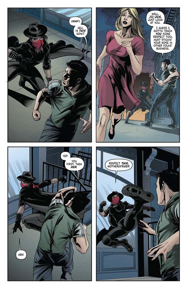 The Shadow Vol. 3 #4