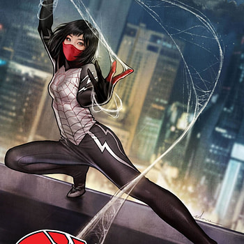 Silk Gets an Ongoing Series at Marvel by Maureen Goo and Takeshi Miyazawa - #C2E2