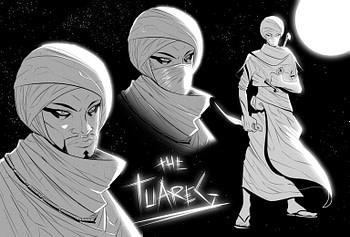 Changa and the Jade Obelisk #1 Sword & Soul, Fantasy comic series launching on Kickstarter