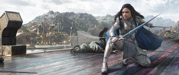Thor: Ragnarok Valkyrie