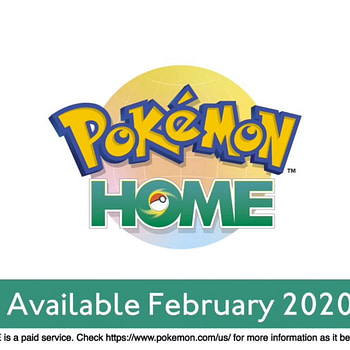"""Pokémon Home"" is Officially Coming in February 2020"