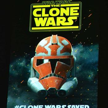 Clone Wars sdcc 2018
