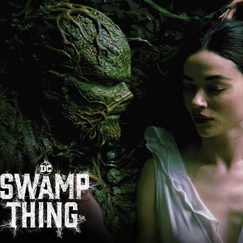 DC Universe | The Ultimate Membership | Swamp Thing Water Embrace