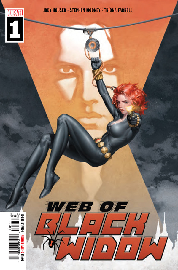 Web of Black Widow #1 [Preview]