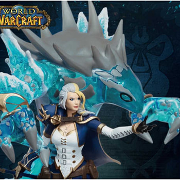 """World of Warcraft"" Comes to Life with Beast Kingdom Statues"