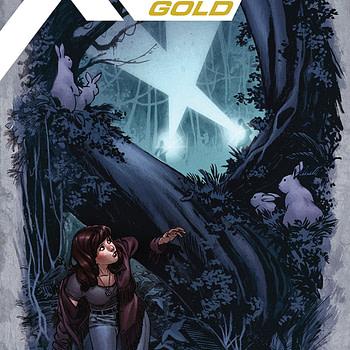 X-Men: Annual #2 cover by Djibril Morissette-Phan